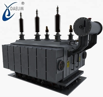 Factory direct supply 150mva 33kv to 150kv step up transformer