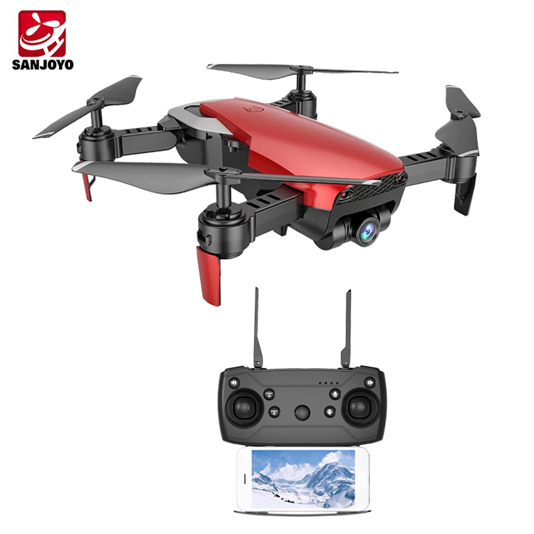<strong>X12</strong> Drone Dual Camera 720P Wide Angle Wifi FPV drone Gesture Photo/Video Optical Flow Positioning Function SJY-Q1