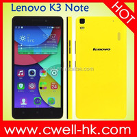 2015 Original Lenovo K3 Note K50-t5 4G LTE Dual Sim Octa Core 5.5Inch 16GB Mobile Phone Lenovo K3 Note