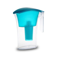 2.5L BPA Free Activated <strong>Carbon</strong> Drinking Water Purifier Filter Impurities Removes Chlorine Metals Sediments Water Filter Pitcher