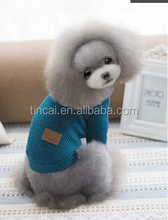 Customized Wholesale Autumn and Winter Pet Dog clothing, pet dog clothes,pet dog sweater