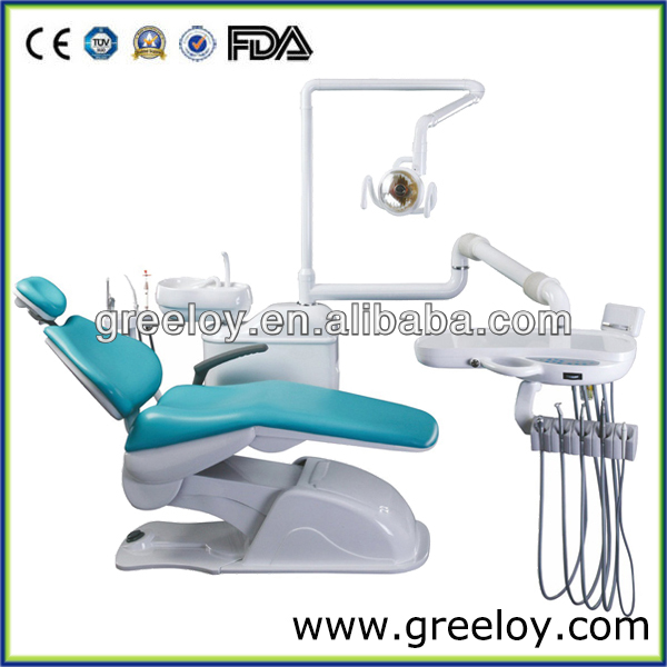 Dentistry Tools ? Top Quality Chair Mounted Dental Unit With LED Lamp Light Dentistry Care Unit