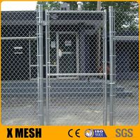china good price galvanized chain link fence with best quality