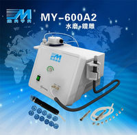 Factory price!MY-600A2 2 in 1 power peel skin peeling microdermabrasion machine aquabrasion machine