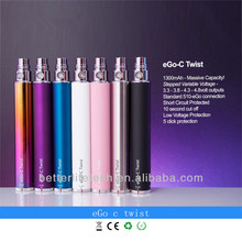 2014 Cheapest ego twist battery from Original Betterlife ecig Manufactuer ego twist blister pack