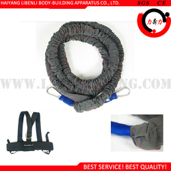 Crossfit Fitness Equipment Outdoor Body Power Training Bungee Cord