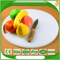 PE fish shape cutting board