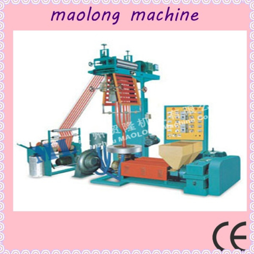 high degree of automation film screw squeezing machine