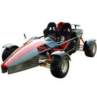Double Seats Go-Kart with All Independent Shock Suspensions WZGC2506