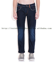 flying machine blue slim fit jeans in China
