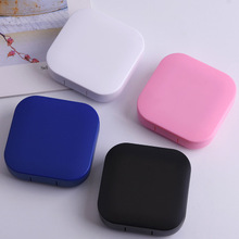 Classic Portable Plastic Contact Lens Case Container Holder Lenses Box