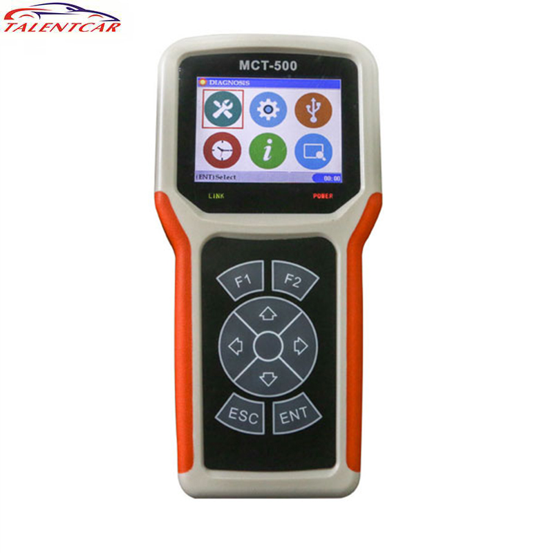 2017 Hot Selling New Item Motorcycle Diagnostic Tool MCT-500 Motorcycle Scanner Tool MCT500 Instead Of MCT200 Scanner MCT 500