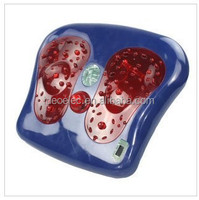 Promote Blood Circulation Infrared Heating Therapy Vibrating Foot Massager
