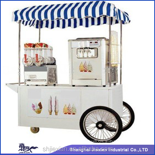 shanghai Mobile Ice-cream van JX-IC160