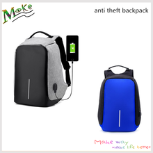 USB charging Anti-Theft Travel Backpack 21L large capacity school bag
