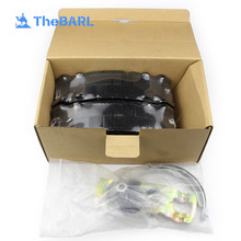 Auto Spare Parts Truck Brake Pad Manufacturers In India Brake Pad For German/USA Car