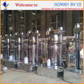 Automatic hydraulic oil press machinery