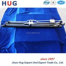 double acting piggy pack long stroke hydraulic cylinder for crane