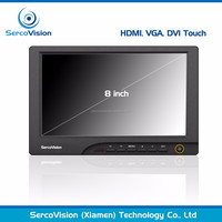 Wholesale china import 8 inch vga lcd touch screen monitor