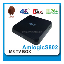 google android 4.4 tv box