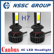 China manufacturer LED headlight with most competitve price H4 H7 etc