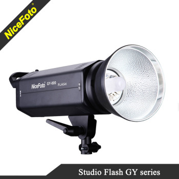 NiceFoto flash lighting Studio Flash GY series, studio strobe flash