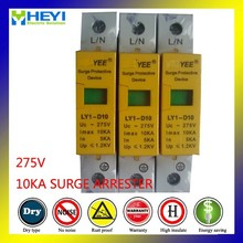 10ka 1pole 275V AC Power Voltages Surge Protector Indoor Surge Protector