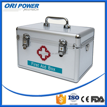 OP FDA CE ISO approved steel customized box surgical care hospital first aid kit