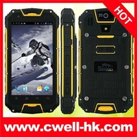 Original Snopow M8S IP67 Waterproof MTK6572W Dual Core Outdoor Rugged Smartphone
