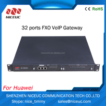 NICEUC VOICE GATEWAY MG160 - VOIP PHONE ADAPTER 32 FXO/FXS