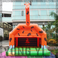 Cheap giant inflatable animal bouncers