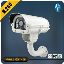 h.265 video coding 2.0MP HD IP WDR IR License Camera in white light Support Onvif 2.4 protocol