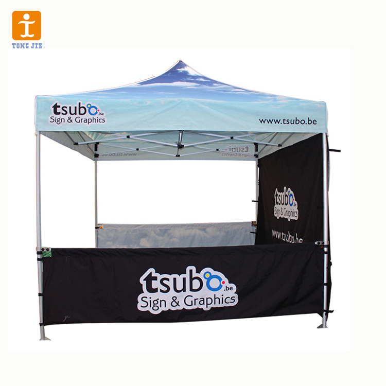 Customized professional 10x10 canopy tent pop up display