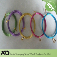 craft color aluminum wire made gift