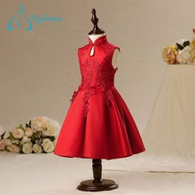 Fashionable Beautiful Wholesale Simple Flower Girl Dresses