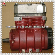 Cummins diesel engine oil free screw type air compressor for truck part