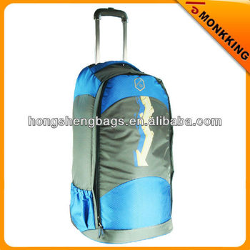 Promotional Rolling Duffle Bag