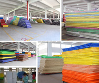 Hot-selling High Density EVA Rubber foam sheet, goma eva, foam EVA raw material