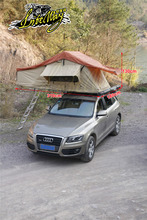 LiteWay 4X4 180cm Width Folding Camping Car Roof Top Tent For Sale
