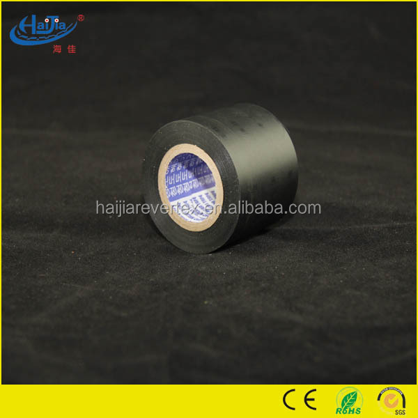 180s thermo stable heat resistance pvc electrical Insulation Tape