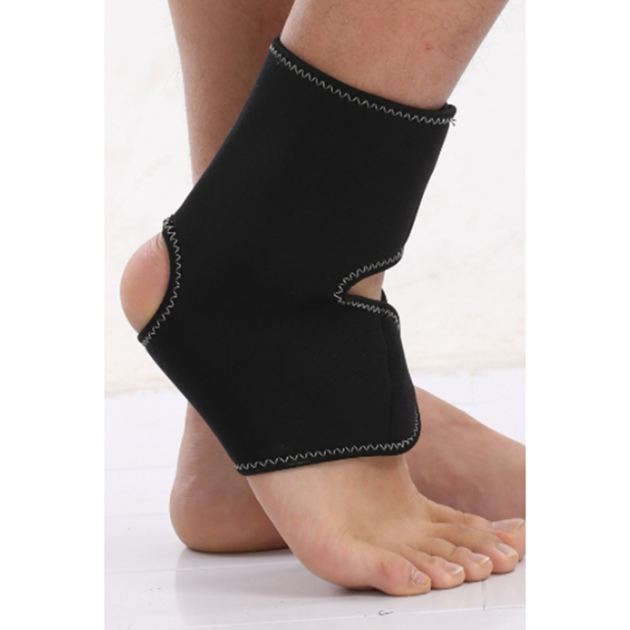 Injury prevention Soft and light neoprene ankle sleeve support