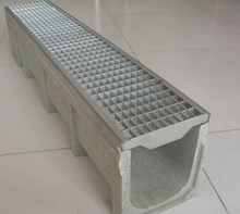 Slot cover drainage channel/water drain/gutter for sale