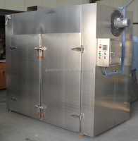 Industrial stainless steel spiced peanuts drier /hot air circulation drying machine