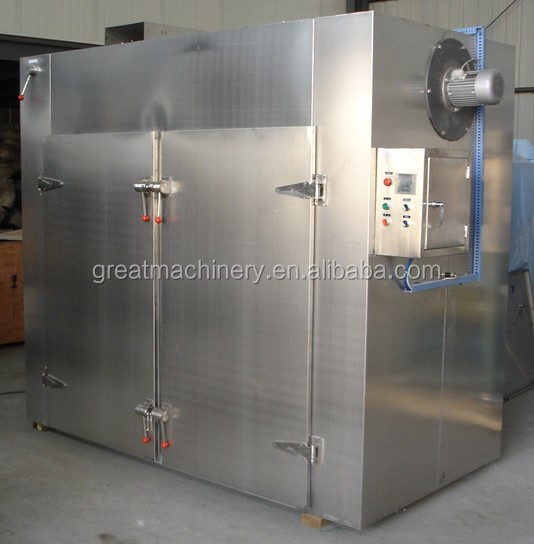 Industrial stainless steel spiced peanuts drying machine