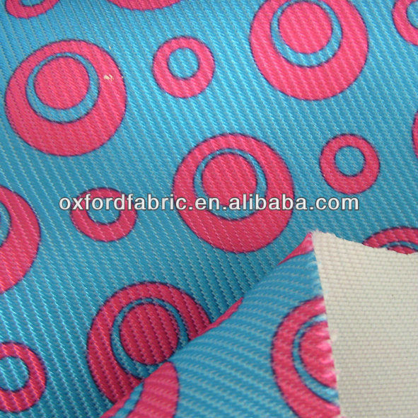 eco-friendly PU coating 1200D oxford fabric EN71 standard tent fabric wholesale