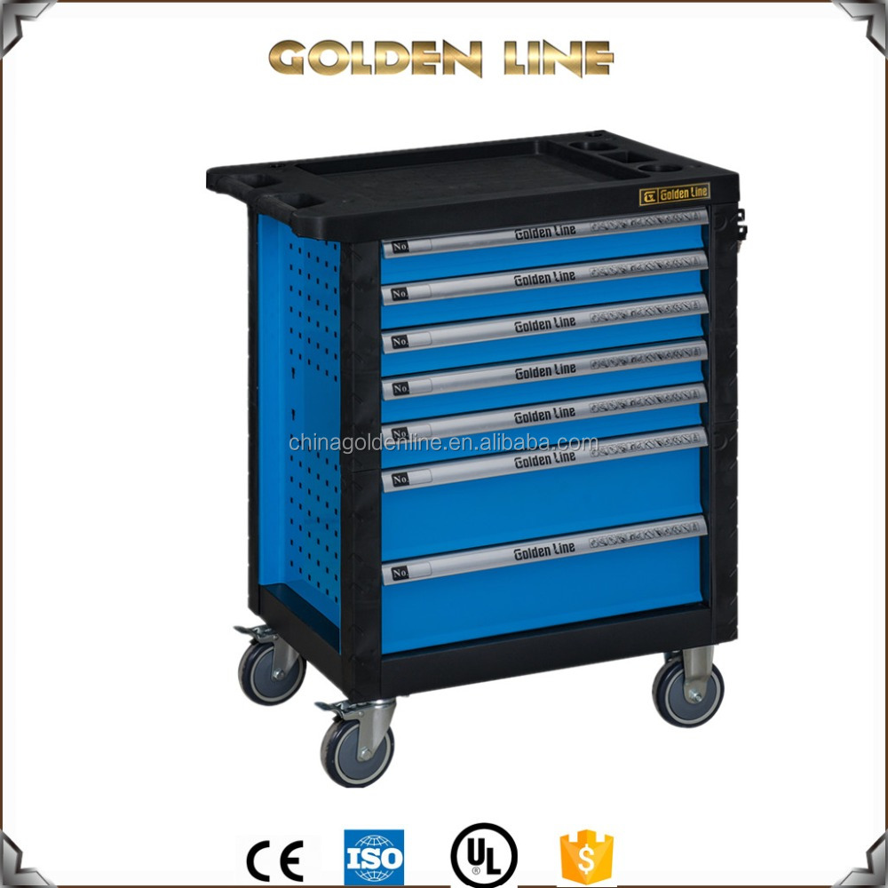 Classic 7 drawers roller cabinet/Tool box/ Tool Trolley
