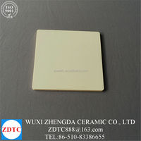 industrial ceramic 99% alumina wafers/plates
