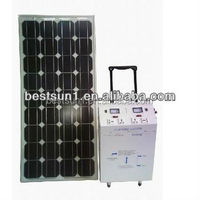 solar air conditioners for homes 150W