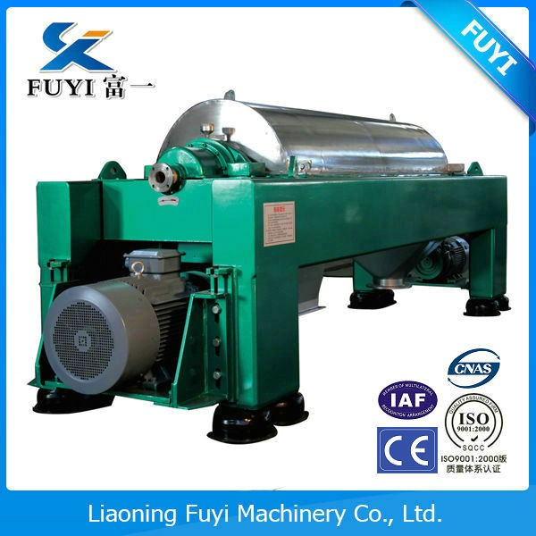 Oil and Fat Decanter Centrifuge Machine
