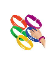 Button wrist band usb memory drive/bracelet usb 4gb 8gb 16gb 32gb 64gb with free logo